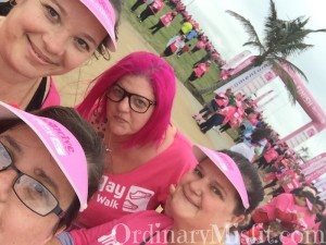 PnP Women's walk