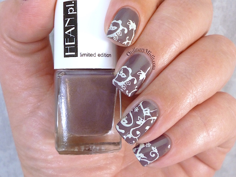 Hean Jungle pop #270 with nail art