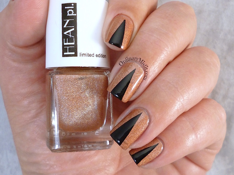 Hean Jungle pop #273  with nail art