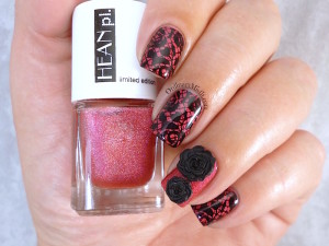 Hean Jungle pop #274 with nail art