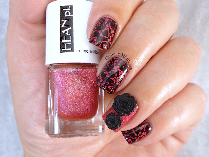 Hean Jungle pop #274 with nail art