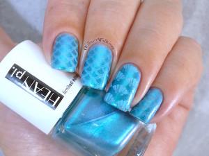Hean Jungle pop #277 with nail art