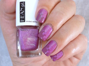 Hean Jungle pop #280 with nail art