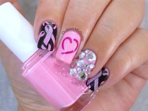Breast cancer awareness Pink October