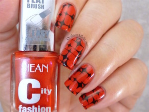 Hean City Fashion #157 with nail art
