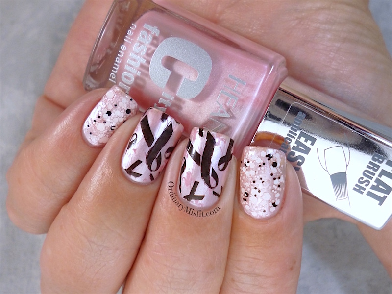 Hean City Fashion #26 with nail art