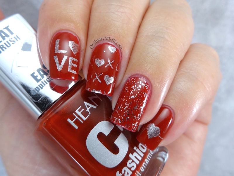 Hean City Fashion #109 with nail art