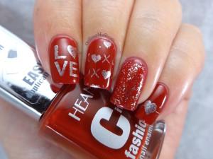 Hean City Fashion #109 with nail art