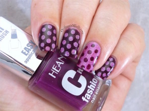 Hean City Fashion #163 with nail art
