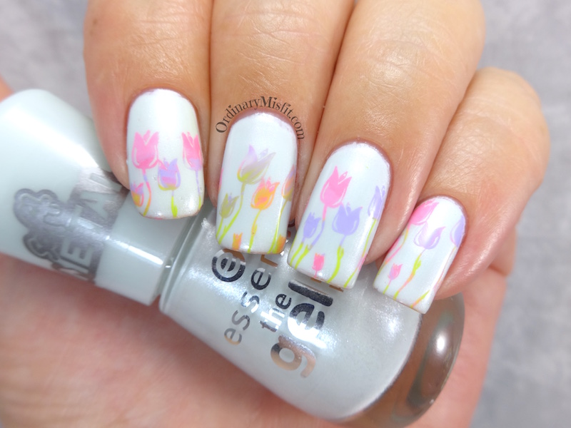 NailLinkup Growth nail art