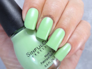 Sinful Colors - Chalk it up