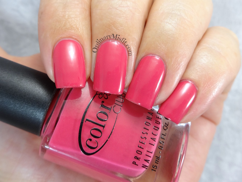 Color Club - All over pink