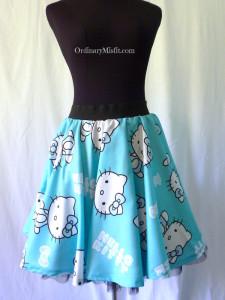 HK Retro skirt