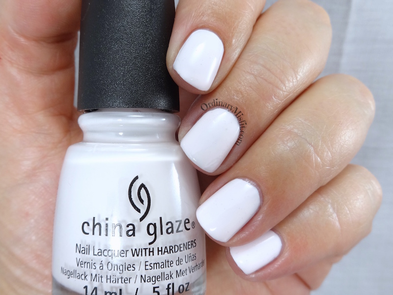 China Glaze - Let's chalk about it 2