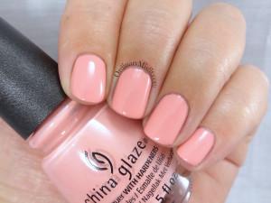 China Glaze - Pink or swim