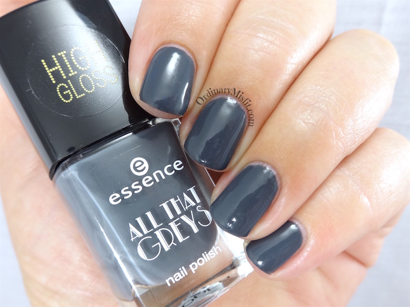 Essence All that Greys - Step into the grey zone