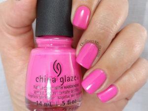 China Glaze - I'll pink to that