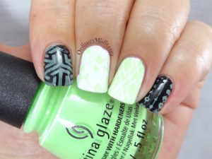 China Glaze - Lime after lime