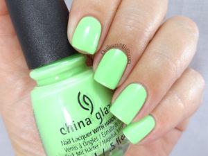 China Glaze - Lime after lime
