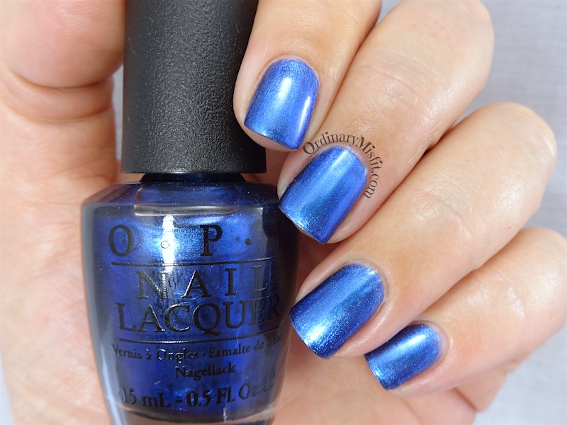 OPI - Miss Piggy's big number