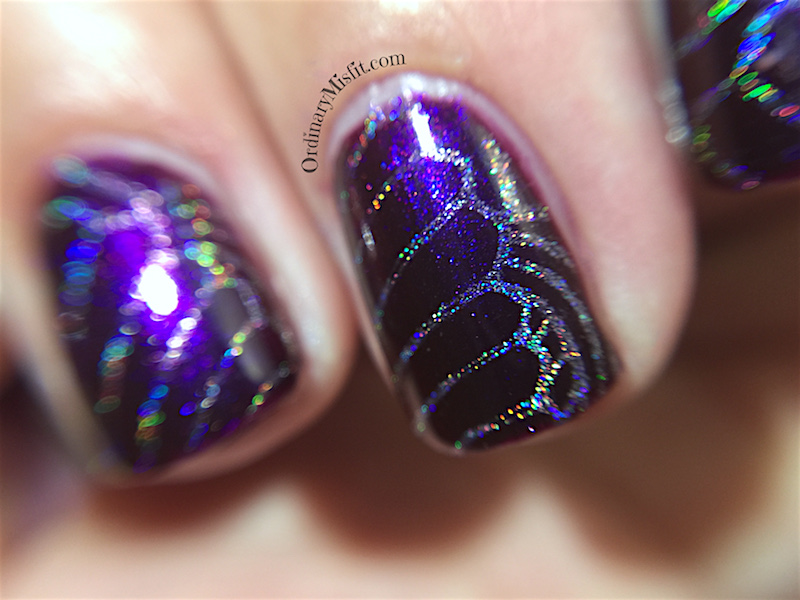 Pueen Buffet leisure stamping plates nail art macro