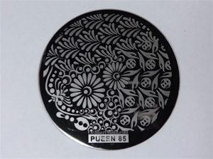 Pueen Buffet leisure stamping plates pueen85