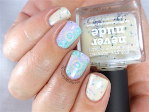 Bundle Monster Musik City stamping plates nail art
