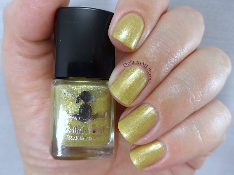 Dollish Polish - A crown for a king