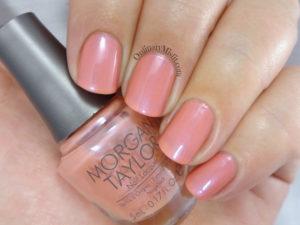 Morgan Taylor - Rose-y cheeks