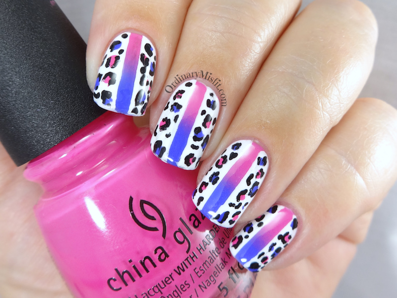 31DC2016 Day 31: Honour nails you love