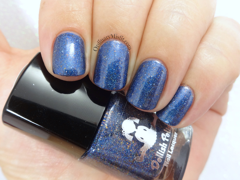 Dollish Polish - Oh, you're so cool Brewster!