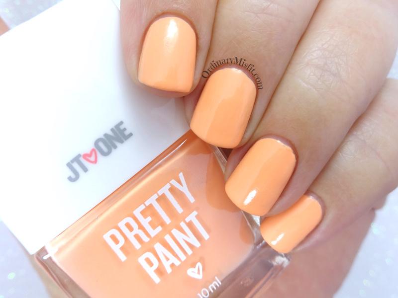 JT One Pretty Paint - #Justsaying
