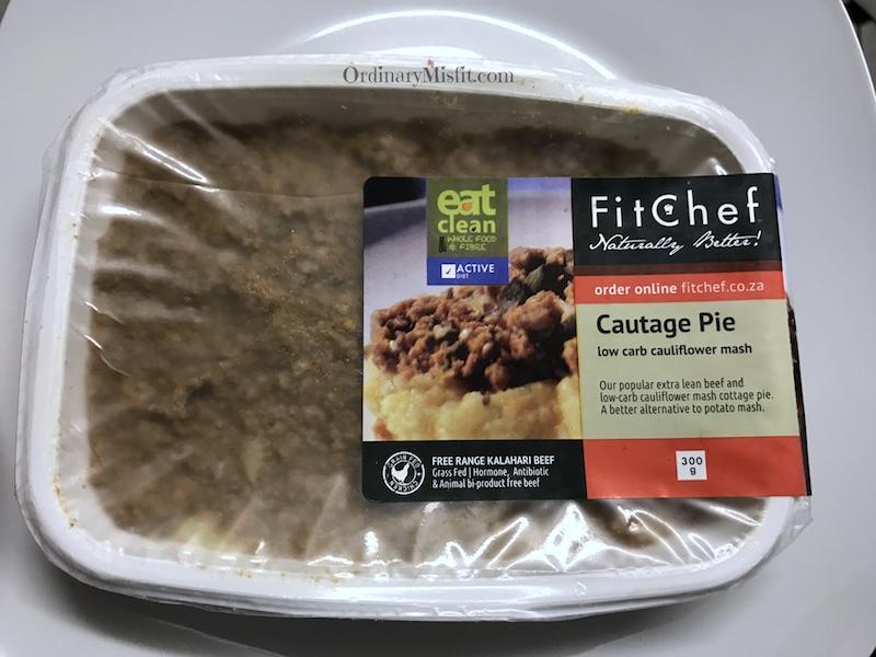 Beef cautage pie