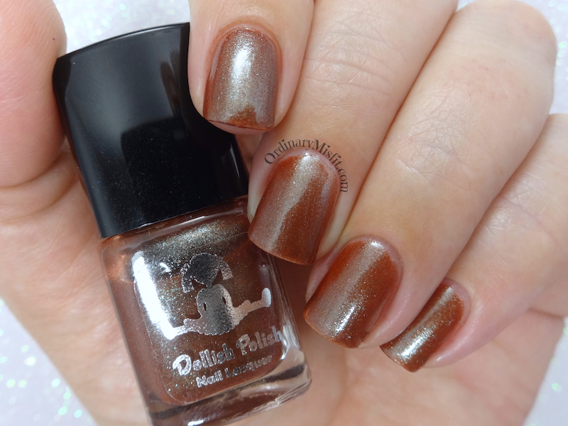 Dollish Polish - Curse your sudden but inevitable betrayal