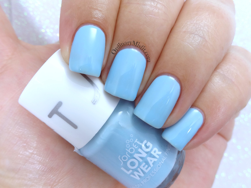 Sorbet Long Wear nail polish | OrdinaryMisfit