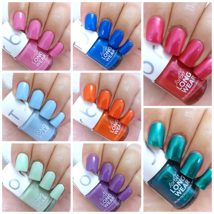 Sorbet Long Wear nail polish | OrdinaryMisfit