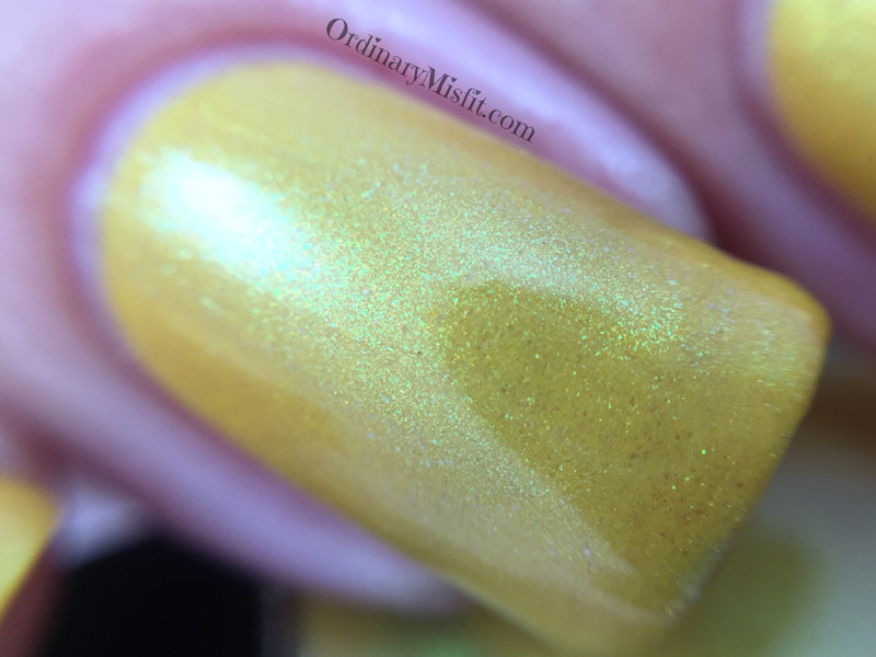 Dollish Polish - Rule #32 Enjoy the little things macro