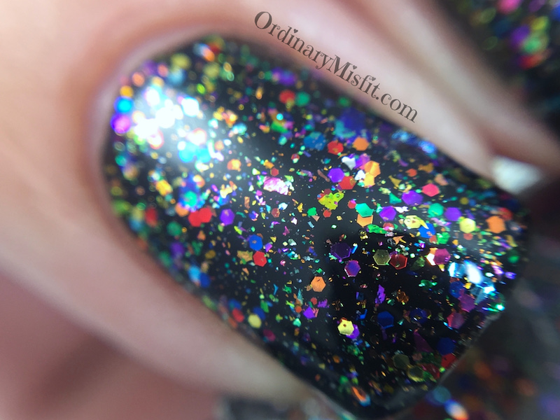 Dollish Polish - This is NO funhouse macro