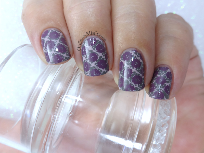 Born Pretty Store Dual XL Clear Jelly Stamper with Rhinestone Cap nail art