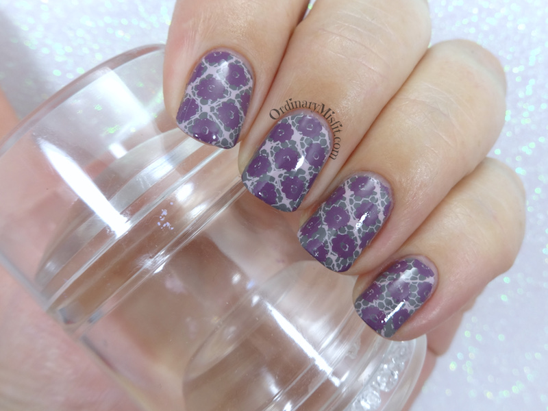 Born Pretty Store Dual XL Clear Jelly Stamper with Rhinestone Cap nail art