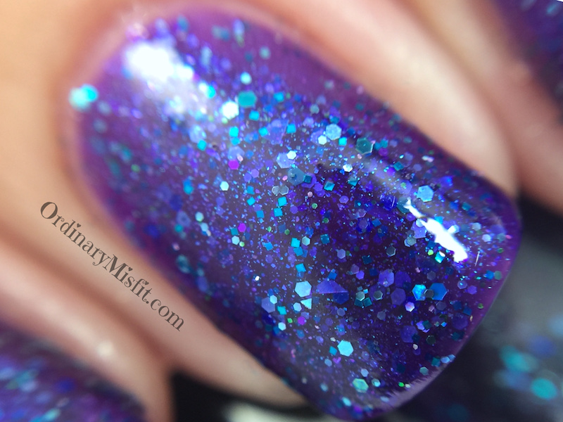 Dollish Polish - I Put a spell on you macro