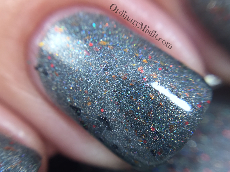 Dollish Polish - We'll tear your soul apart macro