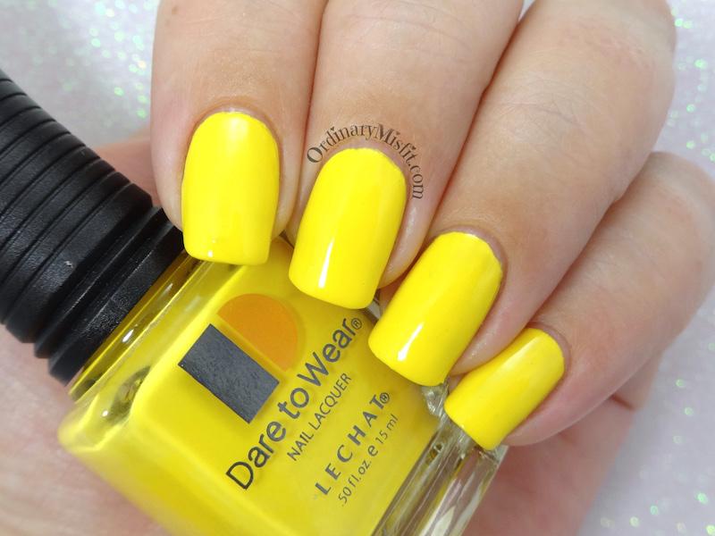 Dare to wear - Lemon drop