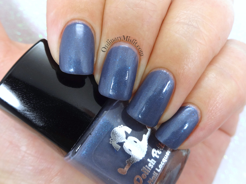 Dollish Polish - You can't live your life according to maybes