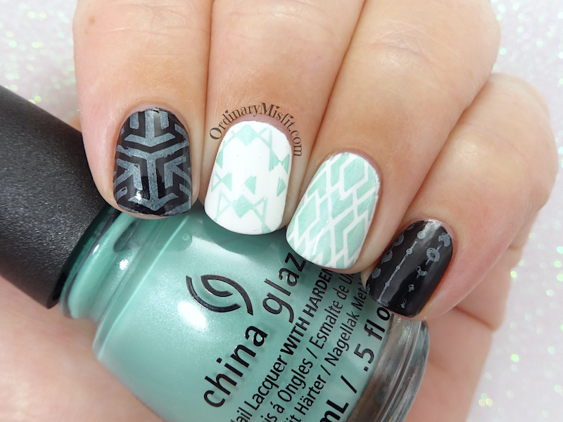 China Glaze - Partridge in a palm tree