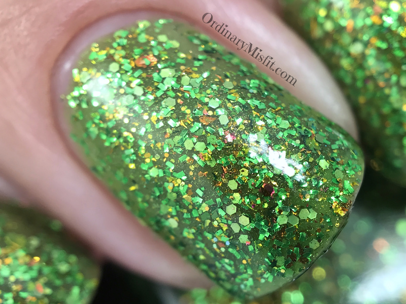 Dollish Polish - Lanaaaa! macro