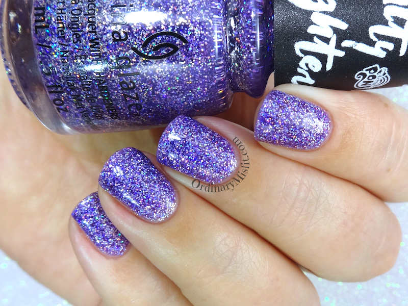 China Glaze - I just canterlot