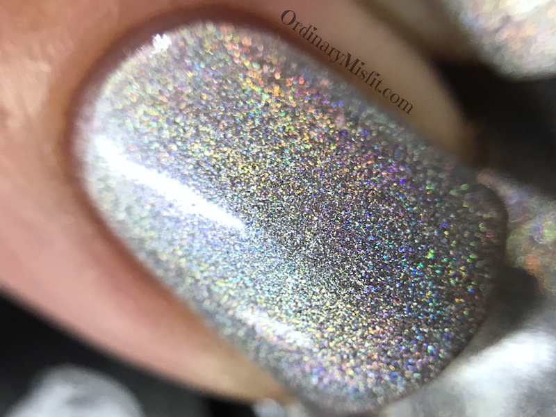 China Glaze - I sea ponies macro