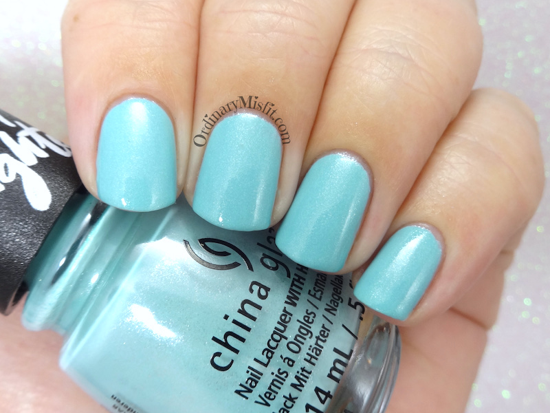 China Glaze - One polished pony