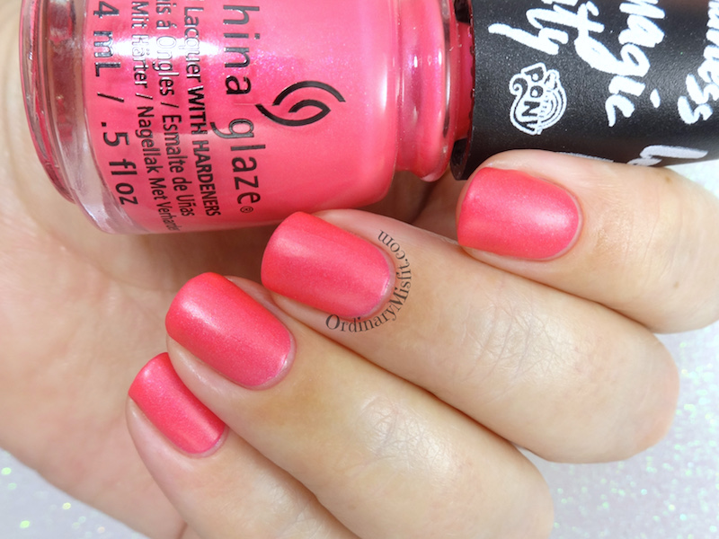China Glaze - She's a mane-iac
